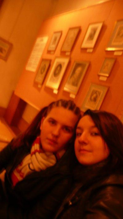 Moi et coco a Paris