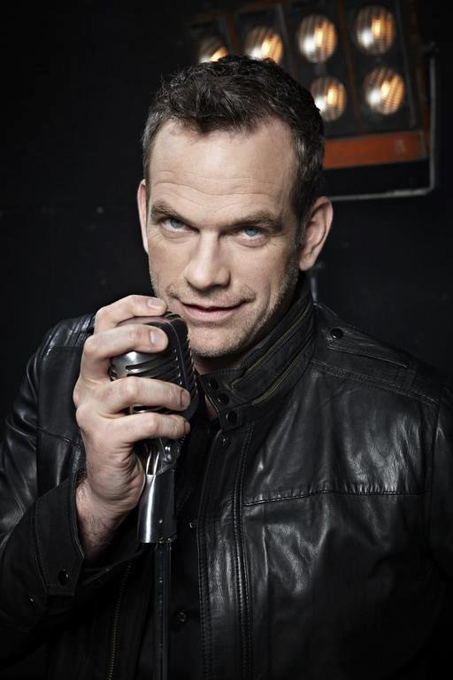 Garou à The Voice