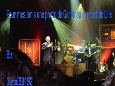 GAROU me manque deja!!!! je veux revenir en arrière et être hier avant le concert :'(