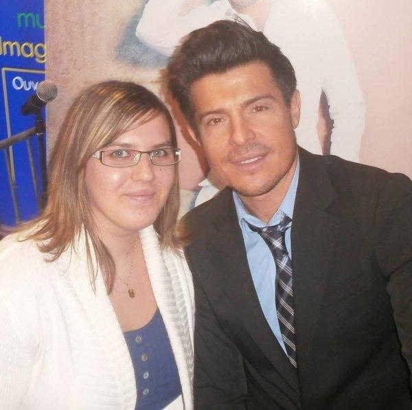 Rencontre avec Vincent Niclo :)