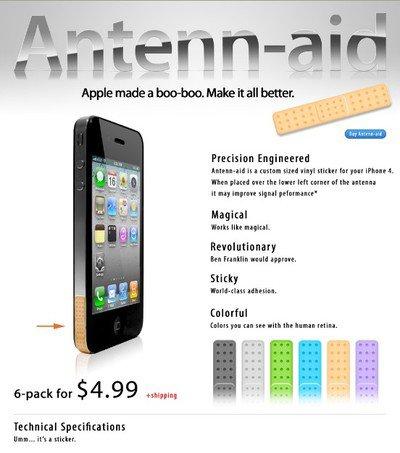 l'Antennagate d'Apple inspire certains créateurs …