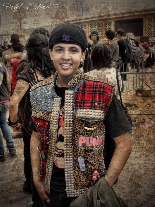 Le Punk Maroc [/fo