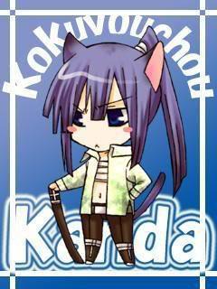 Kanda chibi chaton ^^!!
