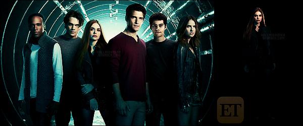 ► Nouvelles photos promotionnelles de Holland Roden pour la saison 6 de Teen Wolf !
