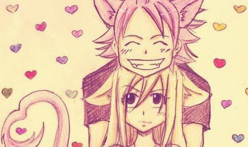 Mes couples favoris de Fairy Tail