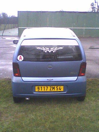 ma petit voiture