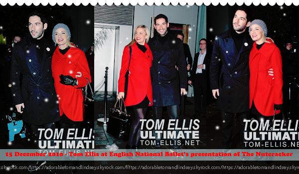 Sortie : 2010 de Tom ellis on adorabletomandlindsey.sky