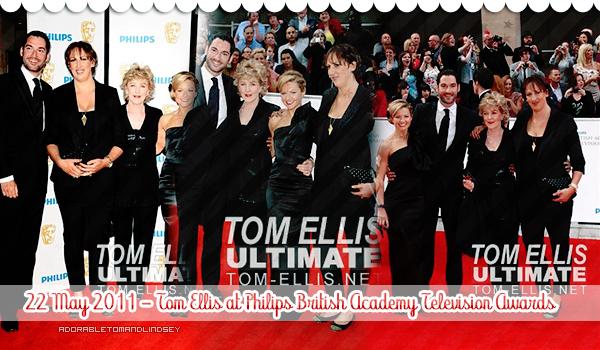 Sortie : 2011 Tom Ellis on adorabletomandlindsey.sky