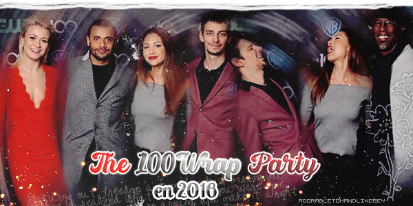 Sortie : The 100 Wrap Party 2016 & The Music Lounge at Ingleside Inn 2014 on adorabletomandlindsey.sky