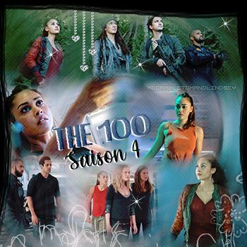 The 100 : Saison 4 on adorabletomandlindsey.sky
