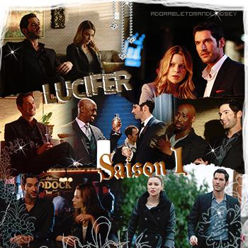 Lucifer : Saison 1 on Adorabletomandlindsey.sky