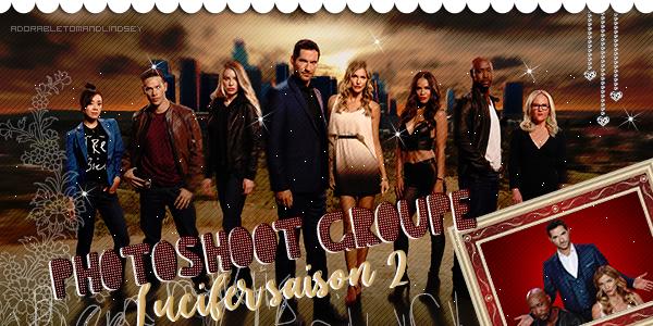 Series : Photoshoot Groupe Lucifer Saison 1 & 2 on adorabletomandlindsey.sky