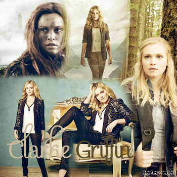 Clarke Griffin on Mystery-series