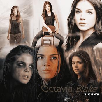 Octavia Blake on Mystery-series