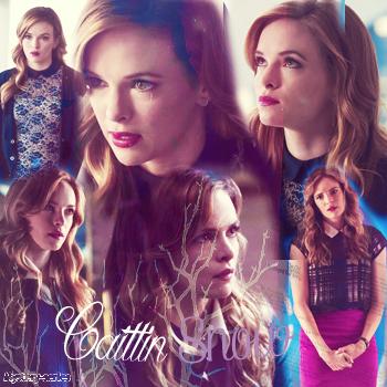 Caitlin Snow on Mystery-series.sky