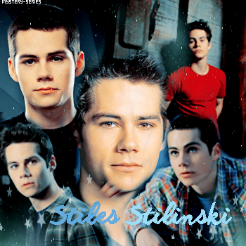 Stiles stilinski on mystery-series.sky
