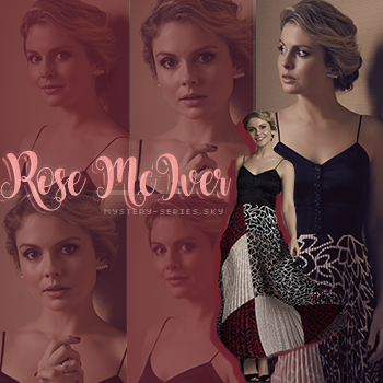 Rose McIver on Mystery-series.sky