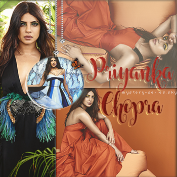 Priyanka chopra on mystery-series.sky