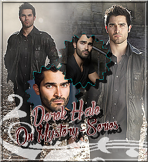 Derek Hale on mystery-series.sky