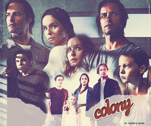 Colony on Mystery-series.sky