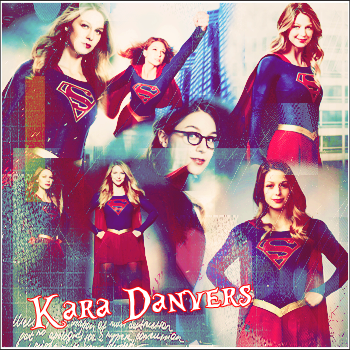 Kara Danvers on Mystery-series.sky