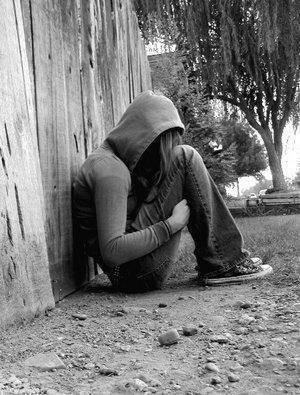 La terrible impression d'etre seul