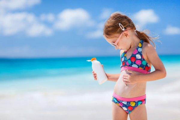 Indice de protection et crème solaire