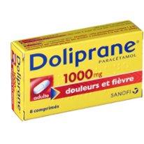 DOLIPRANE 1 000 mg