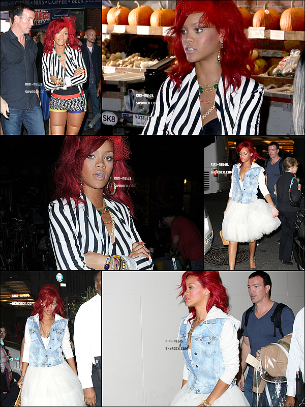 ". 27/10/10 Rihanna Signant des autographs pour son livre ""The last Girl on Earth Book"" a New YorkTop ou Flop??lacher vous!."