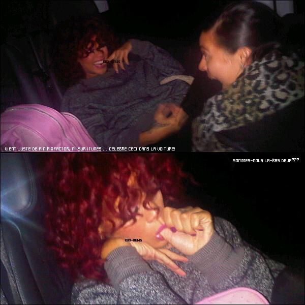 . 11/12/10 Rihanna a ajouter 2 Nouvelles photos TwitterTop Or Flop.