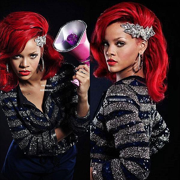 . Un Nouveau Photoshoot inconnu De Rihanna Qui Vient D'apparaitre ! Top Or Flop.