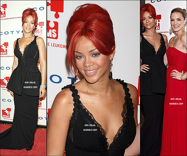 . 02/05/2011 La belle Rihanna éte hier au prestigieux Costume Institute Gala (Met Ball) a New York , Top ou Flop ? .