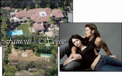 Rubrique & People : Les maisons des stars