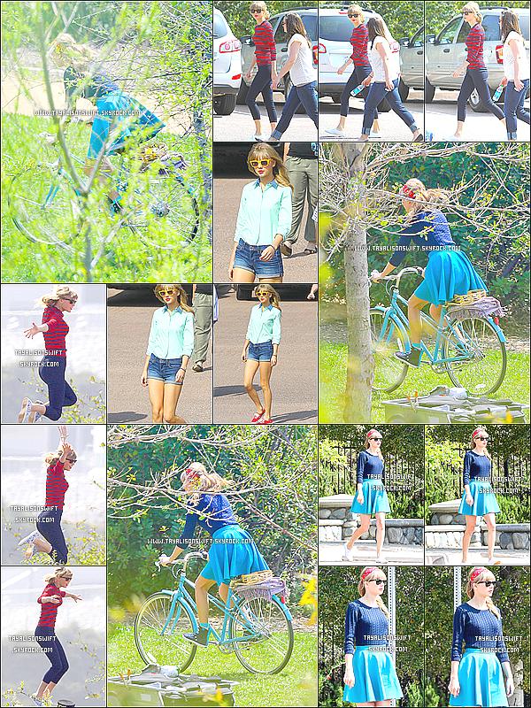 .16.03.13 : Taylor A. Swift faisant un photoshoot dans los Angeles ! Assez jolie non ? ;). .