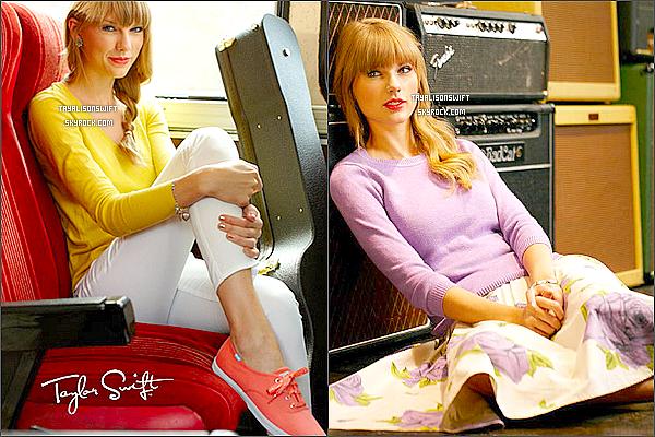 .18.03.13 : Deux nouvelles photos d'un Photoshoot de Taylor sont apparues :). .