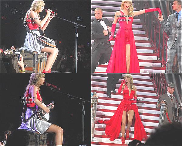 .10-11.04.13 : Taylor continue son RED tour et elle donna 2 concerts en Floride ! Elle cartonne.  .