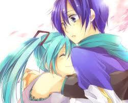 Miku & Kaito ♥