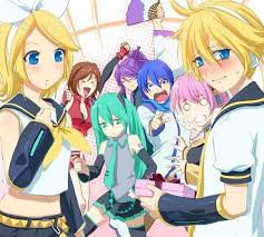 Mes amours ! *^* ♥ #Vocaloid ♥♥