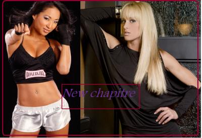Gail-Michelle-heels-Divas : Chapitre 1