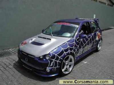 Spider man maxi tuning - Spiderman voiture ...