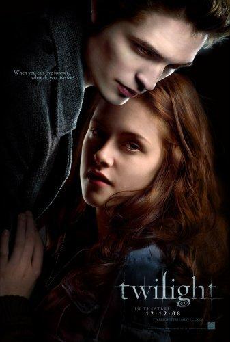 Sortie des films Twilight en France