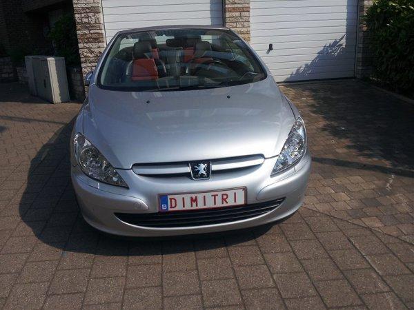 ma nouvelle auto