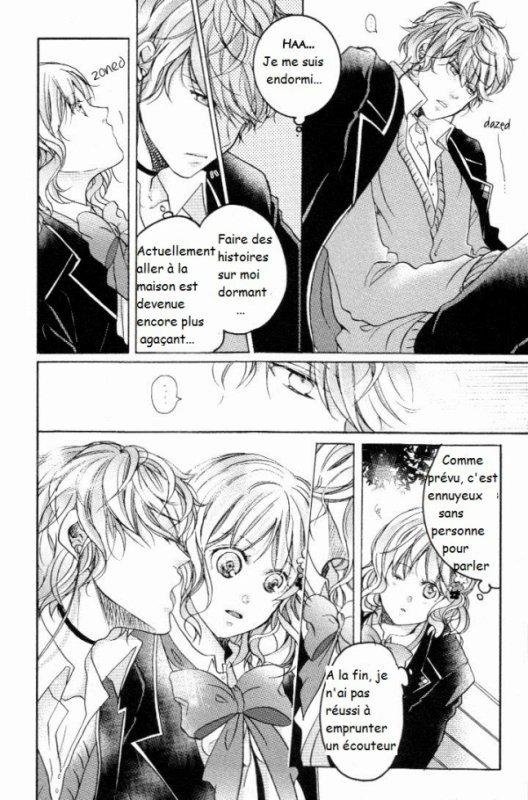 Scan Shuu Sakamaki (partie 1)