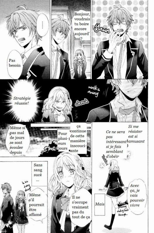 Scan Ayato Sakamaki (partie 2)