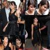 Selena quitte son hôtel, Londres