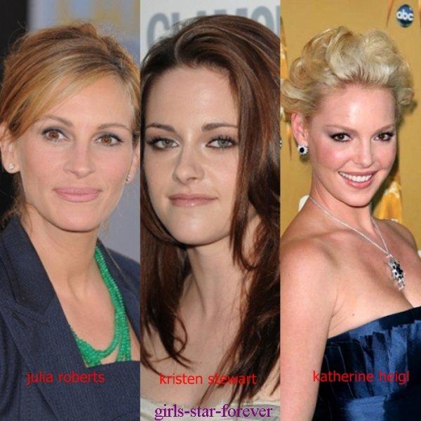 les 10 actrices les mieux payées d'Hollywood