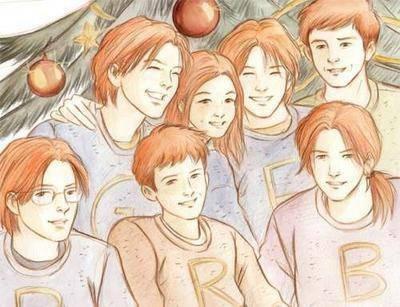 Harry Potter et la Famille Weasley