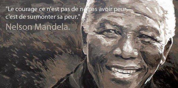 R.I.P à Nelson Mandela