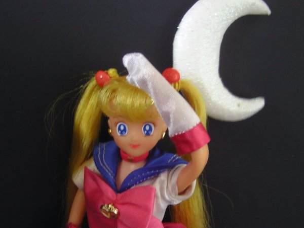 Poupée Sailor Moon