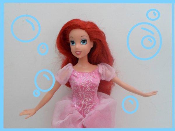 Poupée Ariel